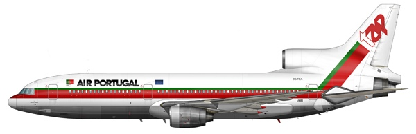 TAP Air Portugal Lockheed L-1011